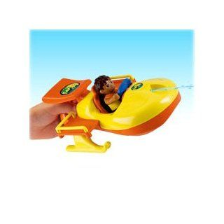 New Go Diego Animal Rescue Boat Water Tub Squirt Gun Toy Last One not