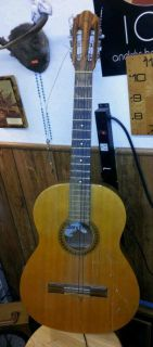 Giannini Classical Acoustic Guitar Vintage 6 Strings