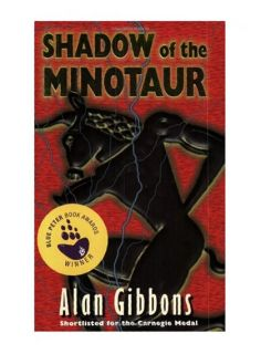 Shadow of The Minotaur The Legendeer Alan Gibbons