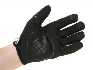 Grenade Glove Metal Mulisha MX Motorcycle Dirt BMX Cycling Mechanic