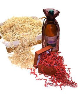 One Pound Crinkle Cut Shred Gift Basket Supplies