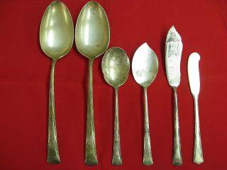 Gorham Greenbrier Sterling Silver Flatware Collection