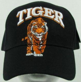 New Black Prowling Bengal iger Baseball Cap Ha