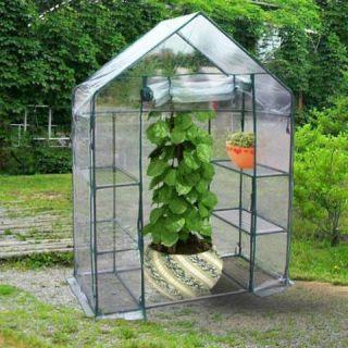 High Quality Mini Portable Green House Garden 6 Shelves