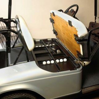 Golf Cart Underseat Storage Tray