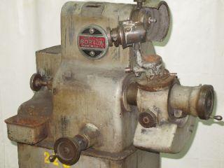 Gorton 375 2 Tool Cutter Grinder