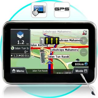 Navigatore GPS 4 3 Tom Tom Radio FM  Lettore Video