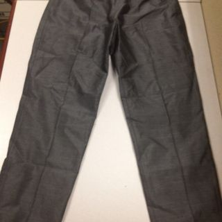 Michael Kors Bergdorf Goodman Size 4 Womens Pants Grey