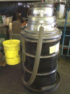 Goodway Vac 2 Hepa Heavy Duty Hepa Wet Dry Vacuum w 40 Gallon Tank