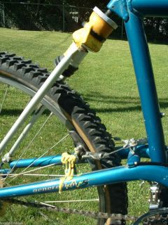 Proflex 754 Full Suspension Mountain Bike Aluminum GIRVIN PRO FORX