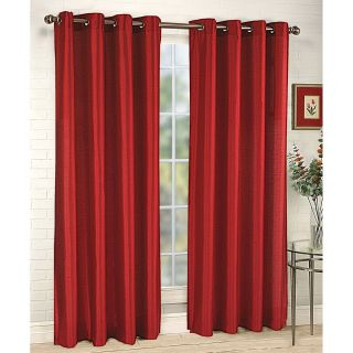 Panels Grommet Faux Silk Curtains 60x 84 New Design STYLE12 Diff
