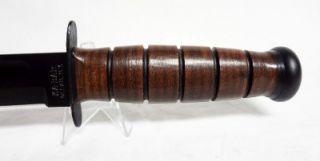 usmc ka bar combat knife