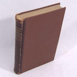 1882 The Modern Grammar School Reader Gourley and Hunt School Book