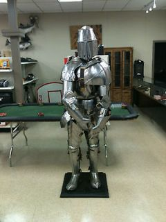 suite of armour in Knives, Swords & Blades