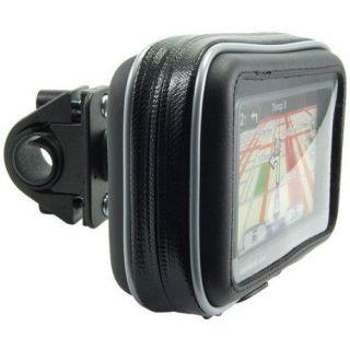 Bike Motorcycle Mount Case for 4 3 Garmin TomTom Magellan GPS