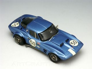 Corvette Grand Sport 1963 Nassau 3° 50 Marsh Models 1 43 MM013B50