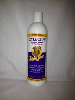 Happy Jack Xylecide Anti Fungal Shampoo Mfg Item Code #1324 for Dogs