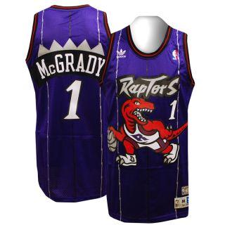 Toronto Raptors Tracy McGrady Swingman Jersey XXL