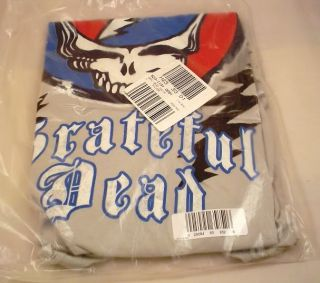 Dead T Shirt Size Medium M Distressed Steal Your Face Logo New
