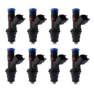 Ford Racing 32 LB HR Fuel Injector Set of 8 Mustang M 9593 MU32 FREE