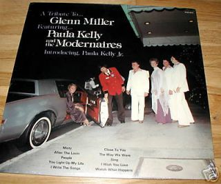 Paula Kelly Glenn Miller Tribute LP Record SEALED
