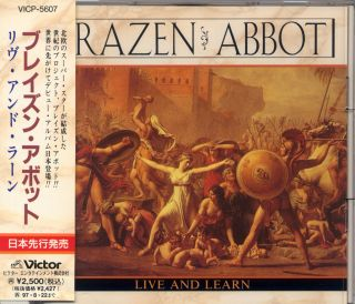 Live and Learn VICP5607 1995 Victor Japan CD w OBI Glenn Hughes