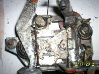 1966 1967 door latch ,right side Fairlane GT GTA convertable ranchero