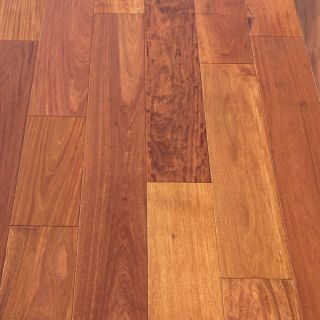 75 Smooth Natural Santos Mahogany Hardwood Flooring Wood Floor