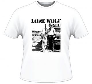 Chuck Norris Lone Wolf McQuade T Shirt