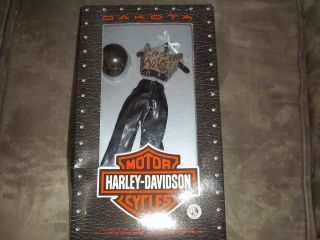Franklin Mint Harley Davidson Dakota Fashion Doll Clothes Set NIB Lot