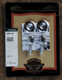 Harley Davidson Fuel Tank Mounting Hardware Touring Part 62920 00A New