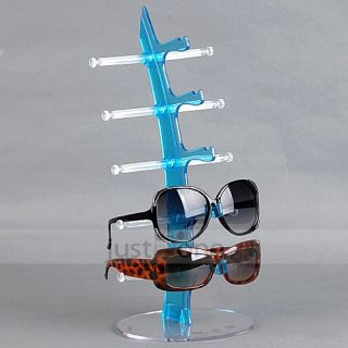 Pairs Glasses Frame Sunglasses Retail Shop Display Show Stand Holder