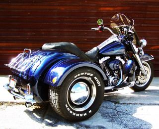 Harley Davidson Roadking Trike Conversion Kit w Body