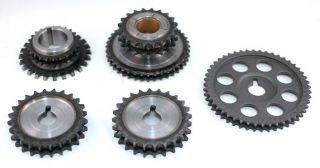 Grand Vitara 01 06 XL7 01 04 Tracker 2.5 V6 DOHC H25A Timing Chain Kit