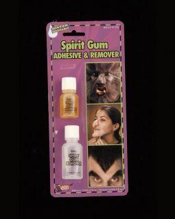 Spirit Gum Adhesive Remover Set Makeup Appliance Glue