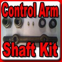 Control Arm Shaft Kit GMC 1977 1999 including G V1500 2500 3500 P3500