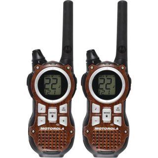 Motorola Talkabout 2 Way FRS GMRS Radios 35 Mile Range MR350RVP New