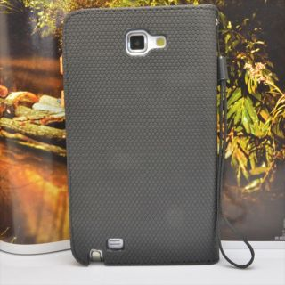 Wallet Dot Style Leather Hard Cover Case for Samsung Galaxy Note i9220