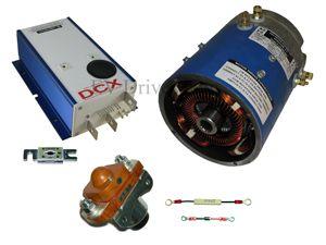Motor Controller Combo for E Z Go DCS Speed Kit 36 Volt