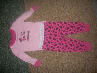 Lot of Infant Girls Clothing size 6 to 9 Months In Euc Carters, Just