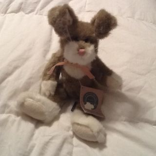 Boyds Bears Hares Bunny Stanley R Hare 5201 Retired