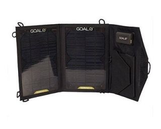 Goal Zero Nomad 7m USB 7W Cell Phone Solar Panel with Car Charger Port