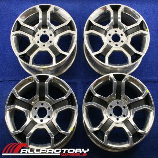 Ford F150 Pickup Harley Davidson 22 2008 08 Wheels Rims Set of Four