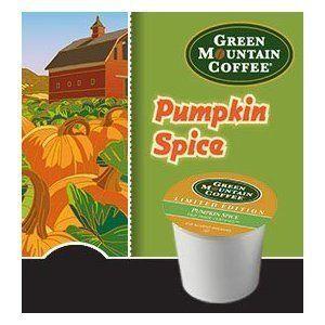 Green Mountain Pumpkin Spice K Cups