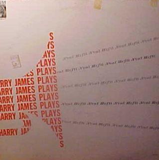 Harry James LP Harry James Plays Neal Hefti MGM 3972