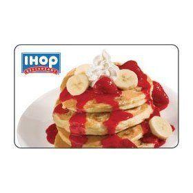 25 IHOP Gift Card