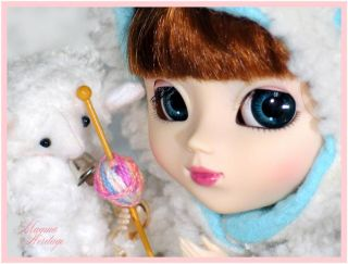 Greggia Pullip Doll RAM Outfit Jun Planning