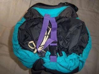 Vtg Gregory Mountaineering Backpack Rucksack Internal Frame Pack Bag M