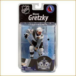 McFarlane NHL Series 27 Wayne Gretzky CL Chase Variant