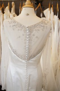 Victor Harper Wedding Dress Bridal Gown Style VHC202